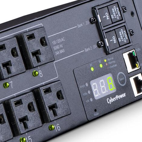 CyberPower Monitored