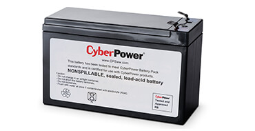 CyberPower Replacement Batteries