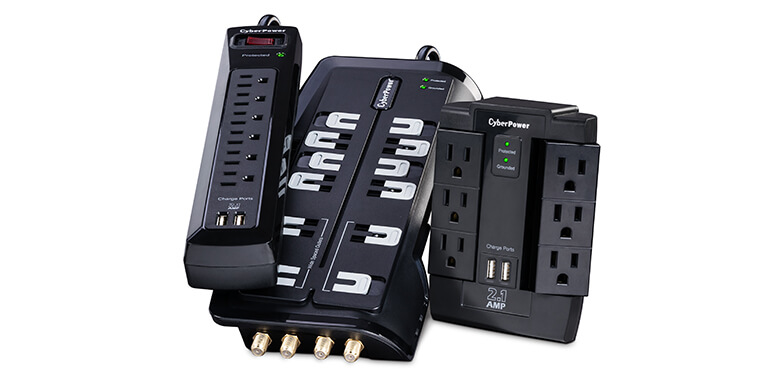 CyberPower Systems Surge Protectors