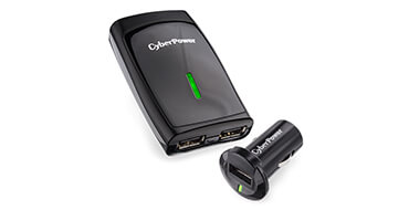 CyberPower USB Chargers