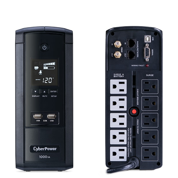 BRG LCD 1000 VA Unit