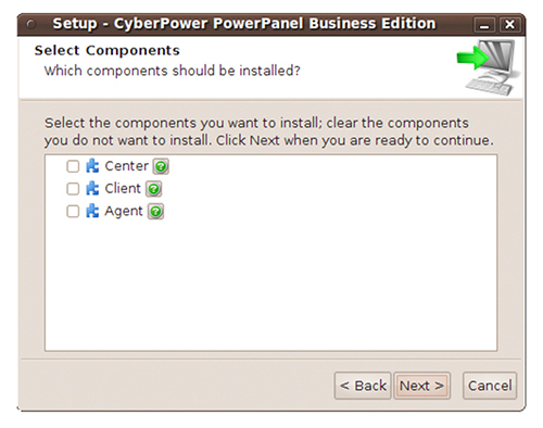CyberPower PowerPanel Business Edition for Linux