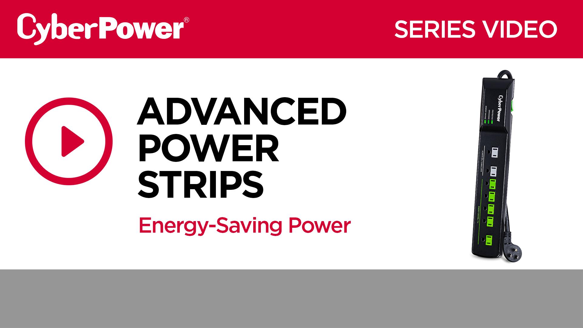 Advanced Power Strips (APS)