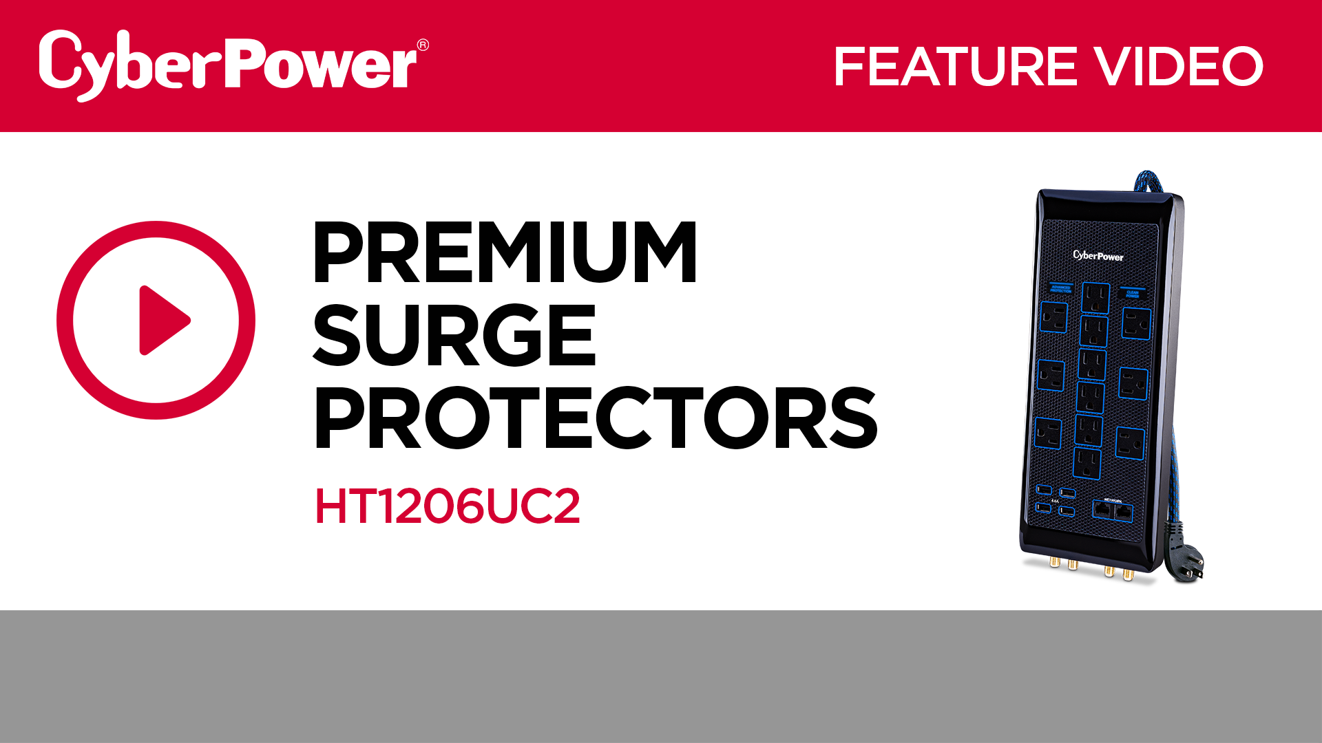 HT1206UC2 Feature