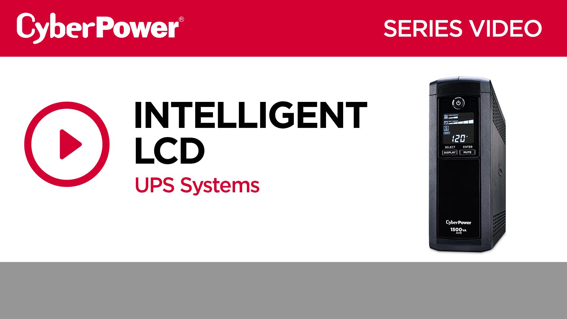 Intelligent LCD Series