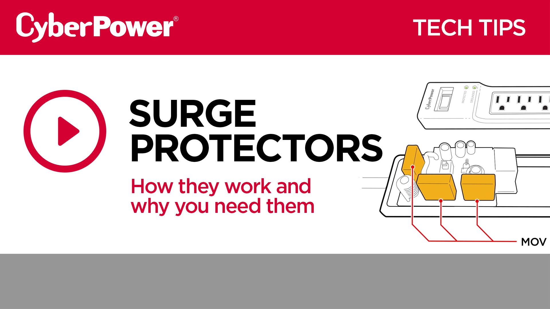 Surge Protector Education